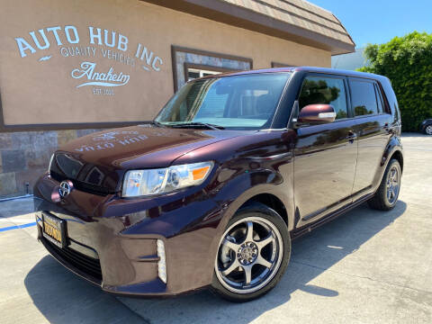 2015 Scion xB for sale at Auto Hub, Inc. in Anaheim CA