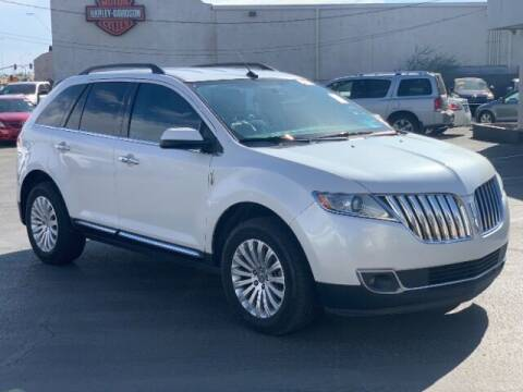 2015 Lincoln MKX for sale at Brown & Brown Wholesale in Mesa AZ
