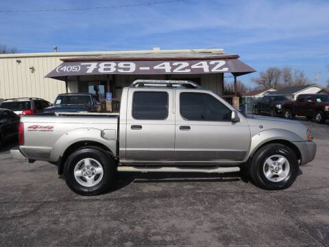 2001 Nissan Frontier for sale at United Auto Sales in Oklahoma City OK