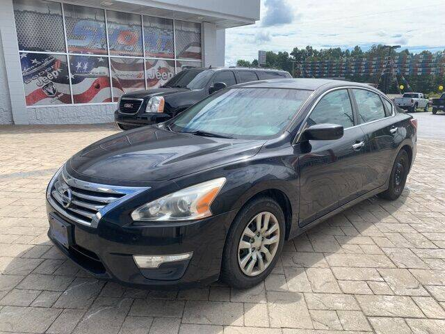 2013 Nissan Altima for sale at Tim Short Auto Mall in Corbin KY