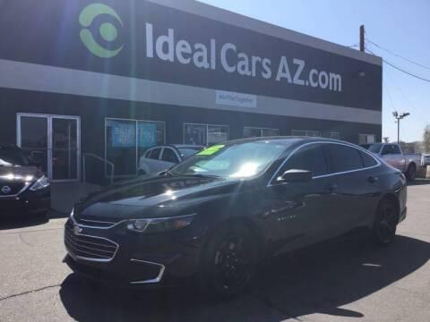 2018 Chevrolet Malibu for sale at Ideal Cars East Mesa in Mesa AZ