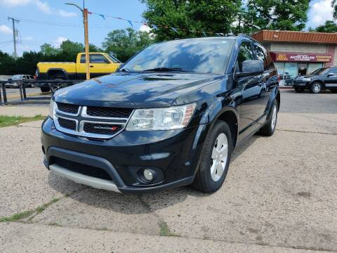 2012 Dodge Journey for sale at Lamarina Auto Sales in Dearborn Heights MI