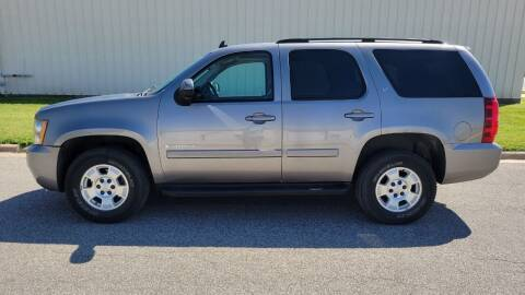2007 Chevrolet Tahoe for sale at TNK Autos in Inman KS