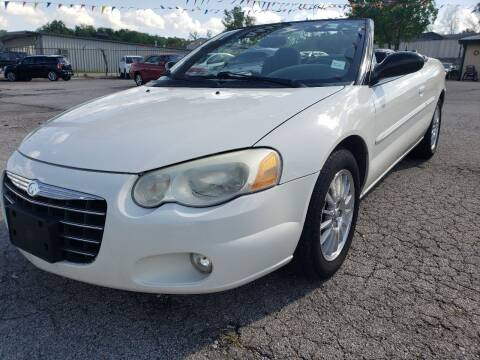 2004 Chrysler Sebring for sale at BBC Motors INC in Fenton MO