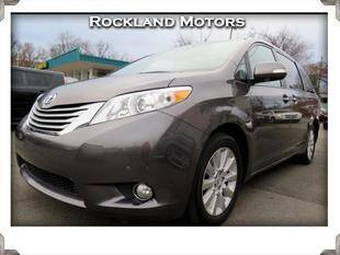 2013 Toyota Sienna for sale at Rockland Automall - Rockland Motors in West Nyack NY