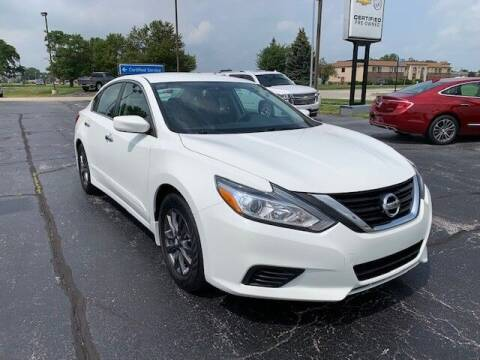 2018 Nissan Altima for sale at Dunn Chevrolet in Oregon OH