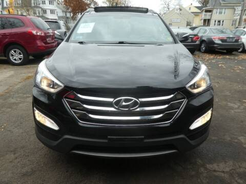 2014 Hyundai Santa Fe Sport for sale at Wheels and Deals in Springfield MA