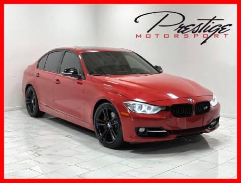 2012 BMW 3 Series for sale at Prestige Motorsport in Rancho Cordova CA