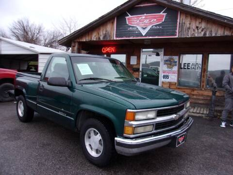 1996 Chevrolet C/K 1500 Series for sale at LEE AUTO SALES in McAlester OK