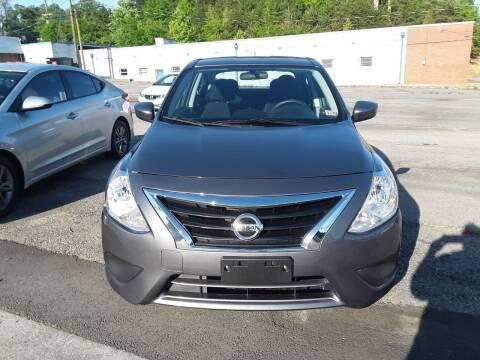 2019 Nissan Versa for sale at Auto Villa in Danville VA