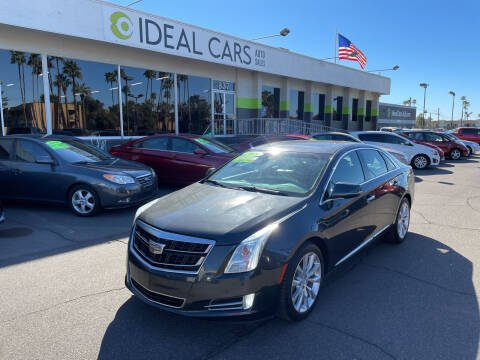 2016 Cadillac XTS for sale at Ideal Cars in Mesa AZ