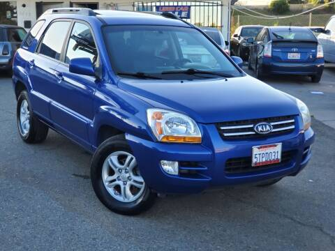 2006 Kia Sportage for sale at Gold Coast Motors in Lemon Grove CA