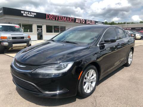 2016 Chrysler 200 for sale at DriveSmart Auto Sales in West Chester OH