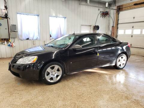 2008 Pontiac G6 for sale at Sand's Auto Sales in Cambridge MN