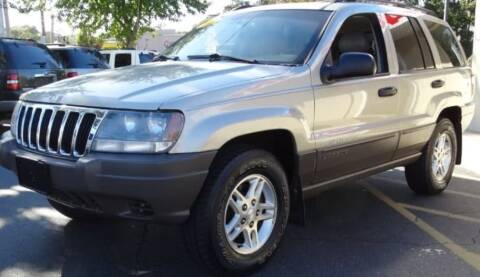 2003 Jeep Grand Cherokee for sale at 2 Way Auto Sales in Spokane Valley WA