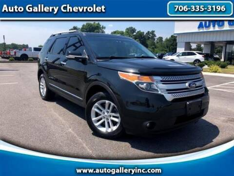 2014 Ford Explorer for sale at Auto Gallery Chevrolet in Commerce GA