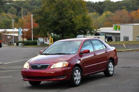 2008 Toyota Corolla for sale at T CAR CARE INC in Philadelphia PA