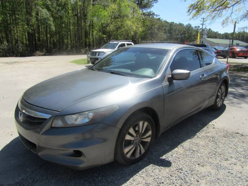 2011 Honda Accord for sale at Bullet Motors Charleston Area in Summerville SC