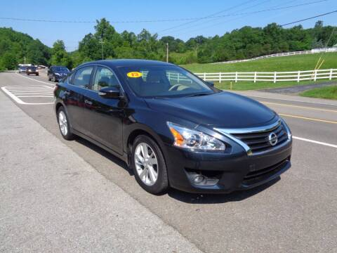 2013 Nissan Altima for sale at Car Depot Auto Sales Inc in Seymour TN