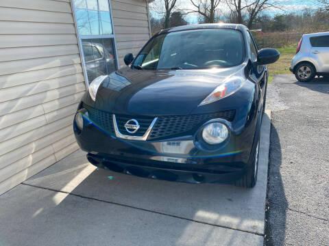 2012 Nissan JUKE for sale at K & P Used Cars, Inc. in Philadelphia TN