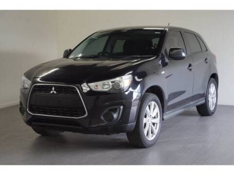 2014 Mitsubishi Outlander Sport for sale at FREDYS CARS FOR LESS in Houston TX