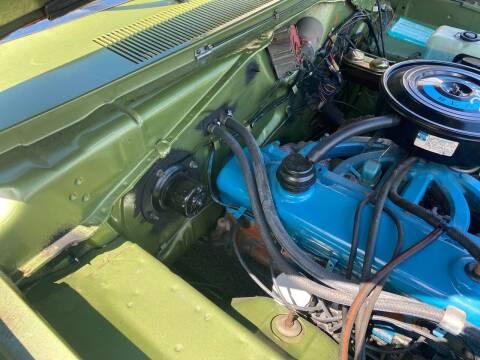 1972 Plymouth Valiant