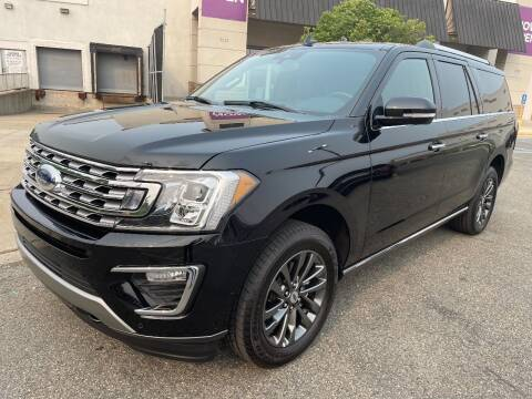 2021 Ford Expedition MAX for sale at HI CLASS AUTO SALES in Staten Island NY