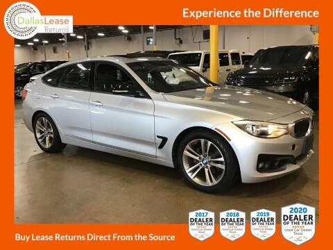 2014 BMW 3 Series for sale at Dallas Auto Finance in Dallas TX