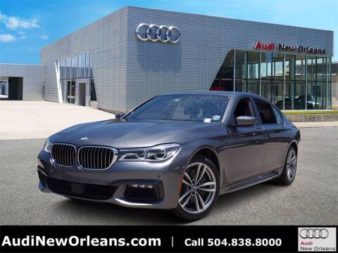 2017 BMW 7 Series for sale at Metairie Preowned Superstore in Metairie LA
