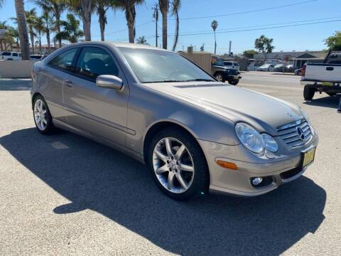 2005 Mercedes-Benz C-Class for sale at HEILAND AUTO SALES in Oceano CA