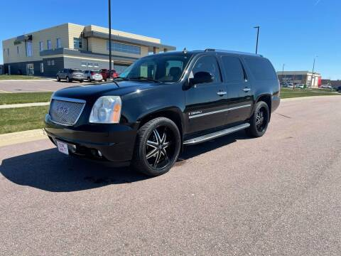 2009 GMC Yukon XL for sale at More 4 Less Auto in Sioux Falls SD