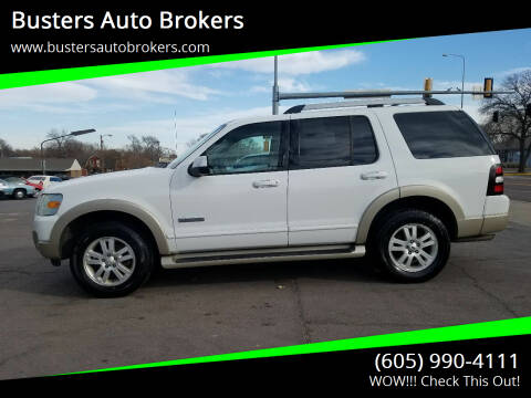 2006 Ford Explorer for sale at Busters Auto Brokers in Mitchell SD