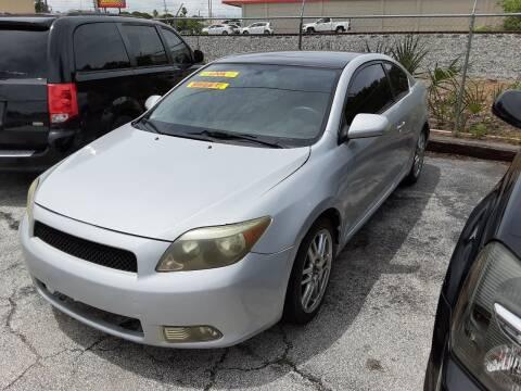 2005 Scion tC for sale at Easy Credit Auto Sales in Cocoa FL
