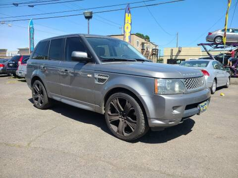 2010 Land Rover Range Rover Sport for sale at Universal Auto Sales in Salem OR