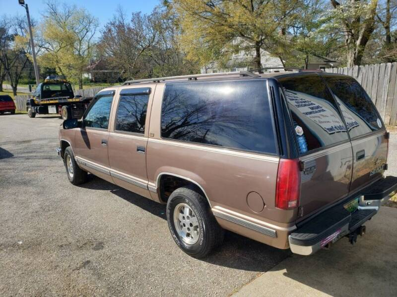 1994 Chevrolet Suburban for sale at Best 4 Less Auto Center in Opelika AL