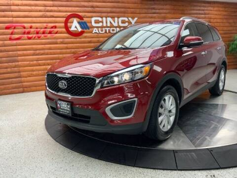 2017 Kia Sorento for sale at Dixie Motors in Fairfield OH