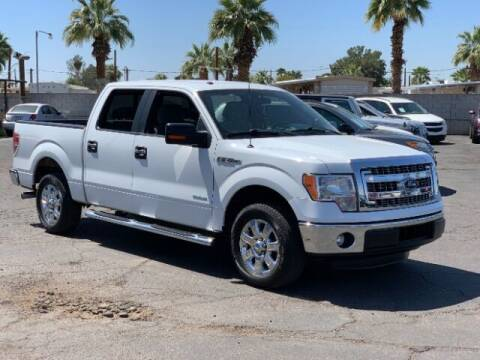 2014 Ford F-150 for sale at Brown & Brown Wholesale in Mesa AZ