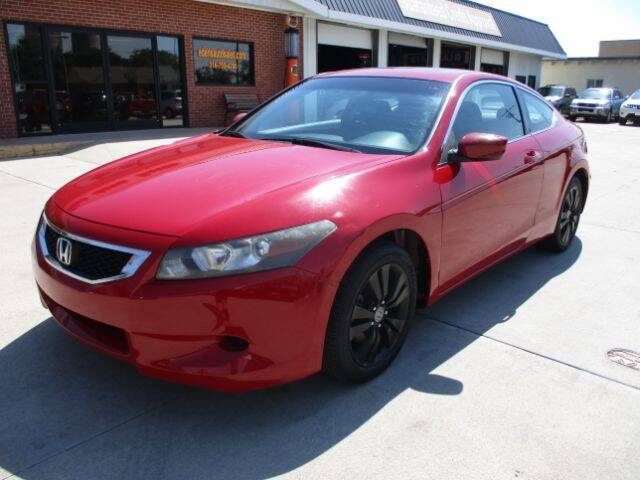 2009 Honda Accord for sale at Eden's Auto Sales in Valley Center KS