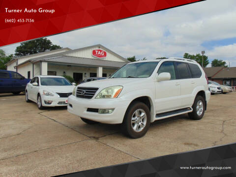 2005 Lexus GX 470 for sale at Turner Auto Group in Greenwood MS