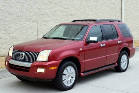 2006 Mercury Mountaineer for sale at Raleigh Auto Inc. in Raleigh NC
