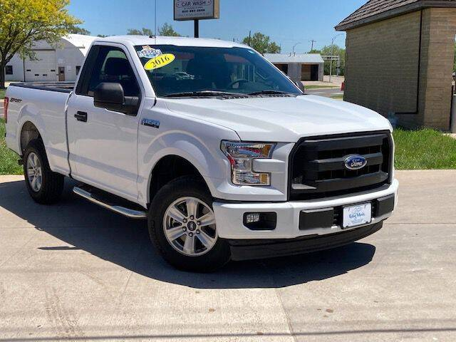 2016 Ford F-150 for sale at Rolling Wheels LLC in Hesston KS