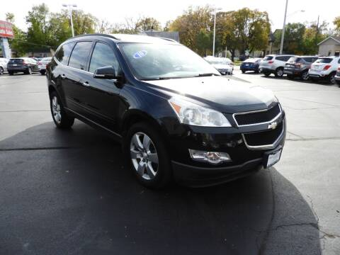 2010 Chevrolet Traverse for sale at Grant Park Auto Sales in Rockford IL