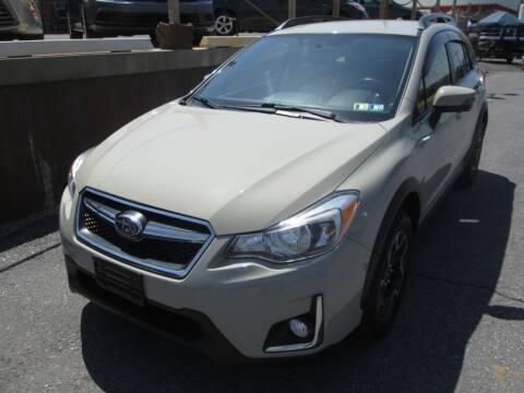 2016 Subaru Crosstrek for sale at WORKMAN AUTO INC in Pleasant Gap PA