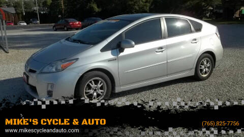 2010 Toyota Prius for sale at MIKE'S CYCLE & AUTO - Mikes Cycle and Auto (Liberty) in Liberty IN