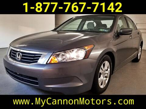 2008 Honda Accord for sale at Cannon Motors in Silverdale PA