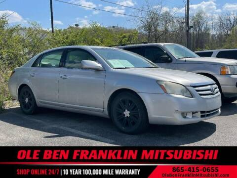 2007 Toyota Avalon for sale at Ole Ben Franklin Mitsbishi in Oak Ridge TN