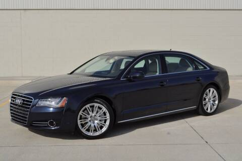 2013 Audi A8 L for sale at Select Motor Group in Macomb Township MI