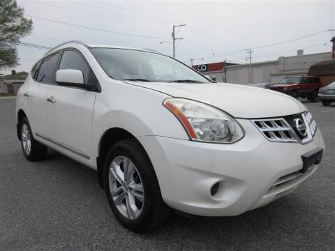 2012 Nissan Rogue for sale at Cam Automotive LLC in Lancaster PA