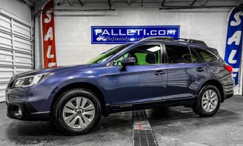 2016 Subaru Outback for sale at Falleti Motors, Inc.  est. 1976 in Batavia NY