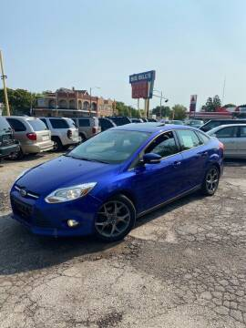 2013 Ford Focus for sale at Big Bills in Milwaukee WI